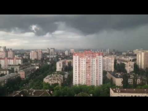 Дождь Киев 10 06 16