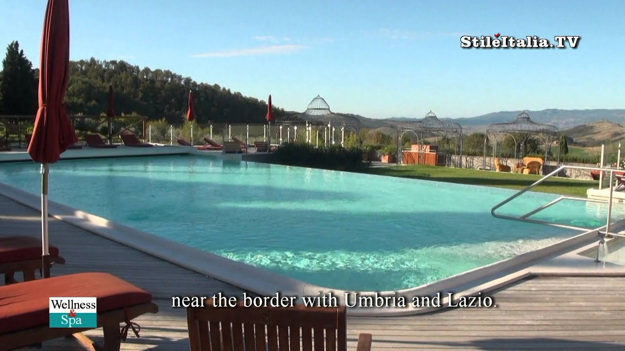 Italian thermal spa fonteverde natural spa resort terme san casciano tuscan spa youtube - Terme di san casciano dei bagni ...