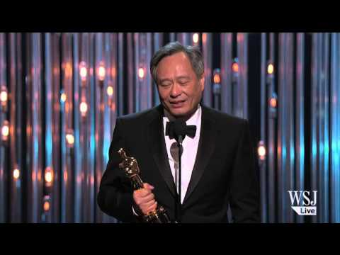 Ang Lee's Oscar Speech for Best Director