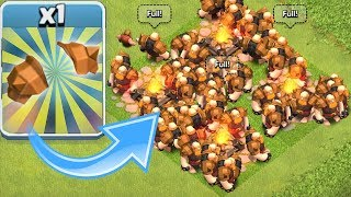 "NEW ARMOR!! GIANT TROOP LVL 9 ""Clash Of Clans"" FREE GEM GIVEAWAY!"