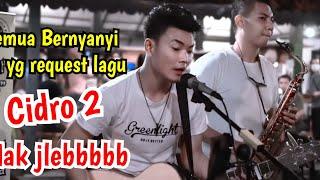 Download lagu CIDRO 2 - DIDI REOG - (LIRIK) Live Ngamen Tri Suaka Di Pendopo Lawas Jogja