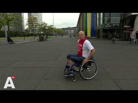 Tientallen mindervaliden zijn parkeerplekje in Arena kwijt: 'Ik kan dit seizoen niet naar Ajax'