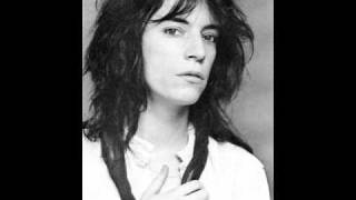 Watch Patti Smith We Three video