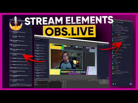OBS.Live - New Streaming Software by StreamElements
