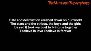 Watch Papa Roach Lovehatetragedy video