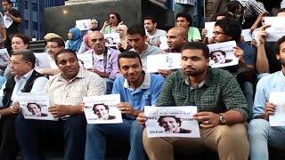 مخاوف حول أوضاع الصحفيين المصريين