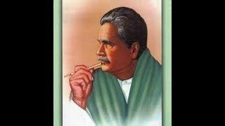 قصيدة الشكوى من حديث الروح  ----  الشاعر محمد إقبال