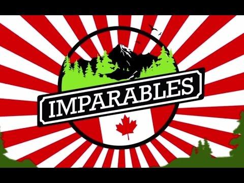 Imparables - Canadá BC Bike Race 2015
