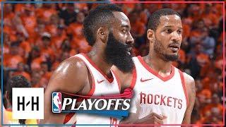 Utah Jazz vs Houston Rockets - Game 3 - Highlights | 2018 NBA Playoffs
