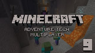 Zagrajmy na Adventure Tech Multiplayer - #9 - Tank na lawe [MINECRAFT]