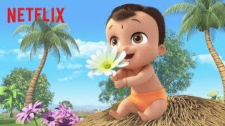 Adventure for a Flower 🌼 | Mighty Little Bheem | Netflix Jr