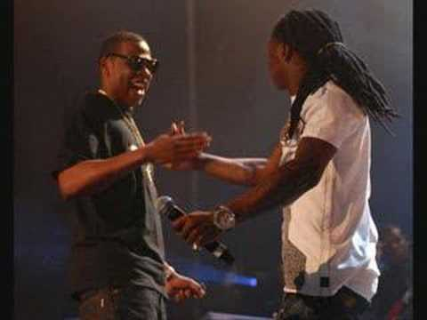 Jay-Z (Ft. Lil Wayne)- A Billie