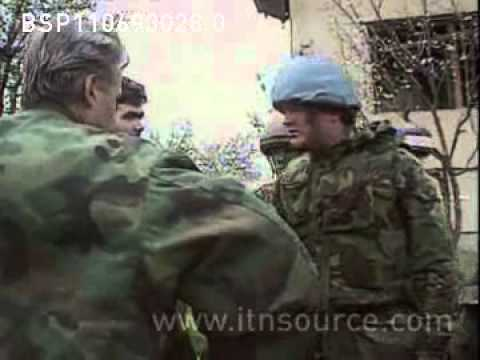 bosnia herzegovina british troops fire back 11.6.93