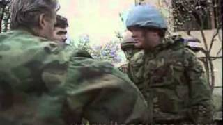 bosnia herzegovina british troops fire back 11.6.93