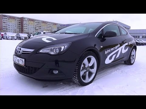 2014 Opel Astra GTC Sport. Start Up, Engine, and In Depth Tour.