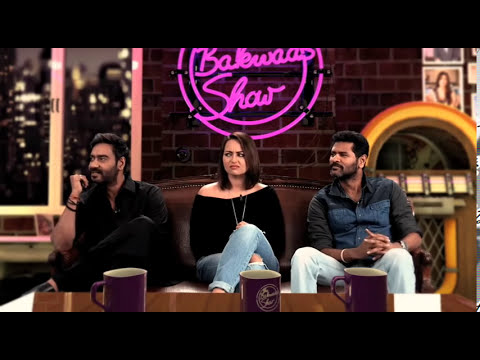 The Bakwaas Show On Action Jackson | Ajay Devgn | Sonakshi Sinha | Prabhu Deva |