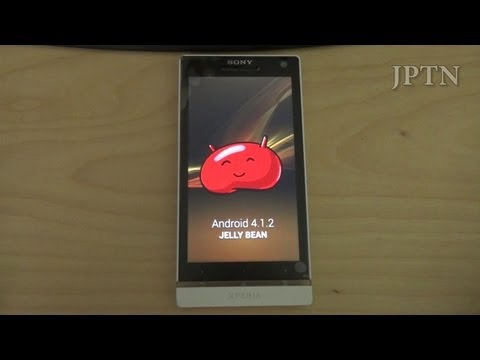 Xperia S LT26i: Jelly Bean (Beta) Install, Walkthrough for UNLOCKED Bootloaders ONLY