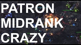 PAJABRAVA (Z) v Wartorn (T) on Acid Plant - MidRank Madness 2018 - StarCraft 2 LOTV