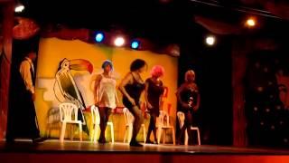 Caribbean World Djerba - Welcome show part1.MP4
