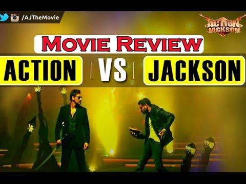 Action Jackson Movie Review    Ajay Devgan, Sonakshi Sinha, Yami Gautam, Prabhu Deva