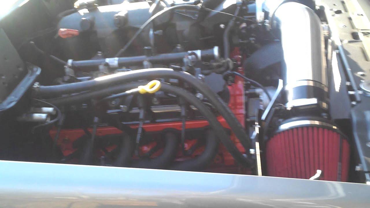 Cherokee For Less >> Jeep Cherokee XJ 6.0L V8 LQ4 LS Swap - YouTube