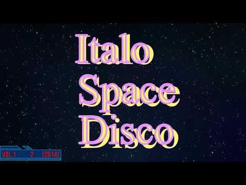 Italo-Space Disco (Vol.1) CD-2