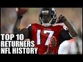 Top 10 Best NFL Kick Returners Ever
