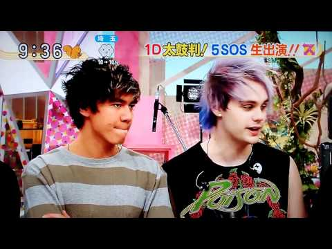 5 Seconds Of Summer Live At Japanese TV (Legendado PT-BR)