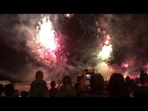 Fireworks, Budapest 2019!!!
