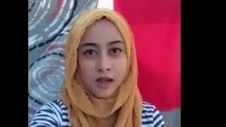 Ana Abdul Hamid Wanita Cantik Bercadar Korban Poligami