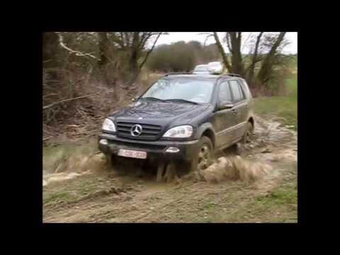 Mercedes ML-Club.eu Lorraine sortie 2013 april