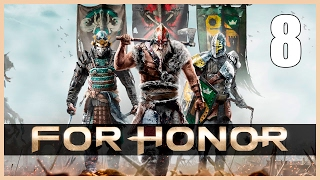 For Honor - Parte 8 Español - Walkthrough / Let
