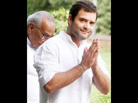 Rahul Gandhi Is Back For Party's Revival