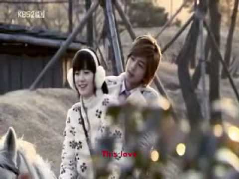 Jandi & JiHoo MV -T-Max feat. J- Wish Ur My Love [subbed] BOF OST 2 Video