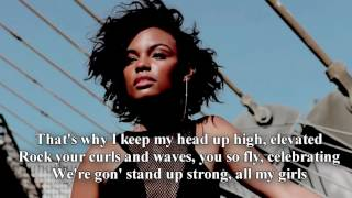 "Sierra McClain - ""Black Girl Magic"" w/ Lyrics"
