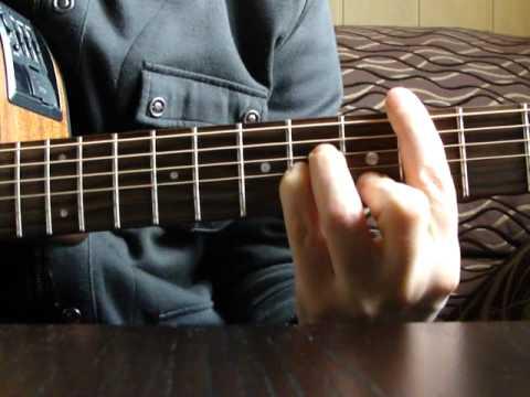 8. Cis, Gis - Chwyty Gitarowe. Nauka Gry Na Gitarze.