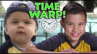 BABY EVAN!!! EvanTube TIME WARP! #ThrowbackThursday #TBT