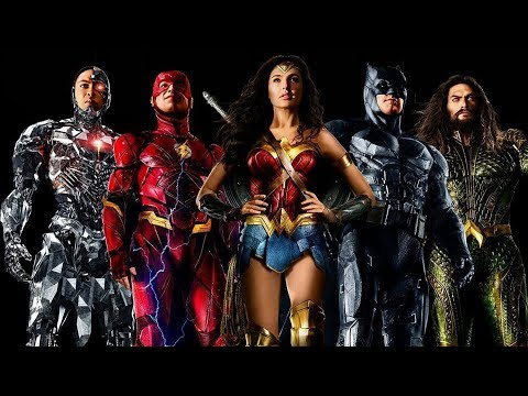 Justice League: Official Heroes Trailer