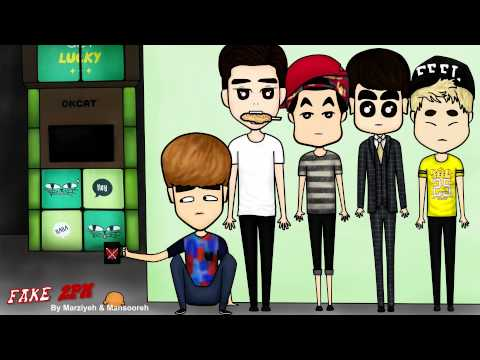 Fake 2pm - Happy Birthday Okcat video