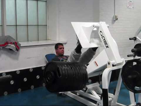 1000 lb. leg press Image 1