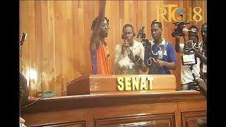 VIDEO: Gro Deblozay andedan Chanm Sena Haitien an, 11 Septembre 2019