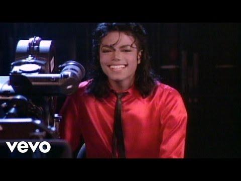 Michael Jackson - librarian girl