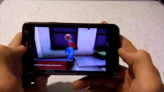 The amazing spider man para android apk  + datos SD