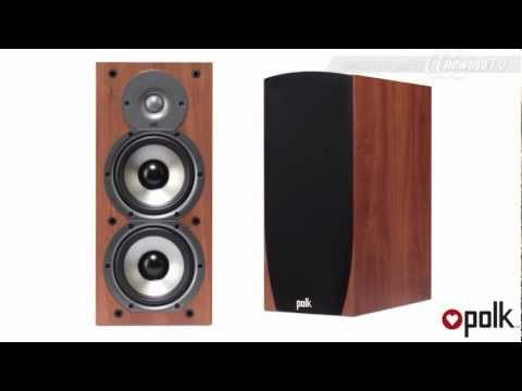 Product Tour: Polk Audio Monitor Series Speakers