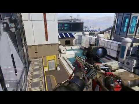 COD: Advanced Warfare Sniping game play (Mors Elite Version)