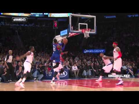 Knicks V 76ers 2nd Half - 3/10/14 Game 65