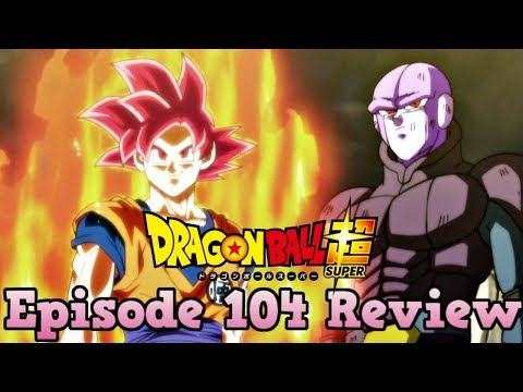 Dragon Ball Super Episode 104 Review: A Faster Than Light Battle Begins! Goku and Hit's Joint Front!