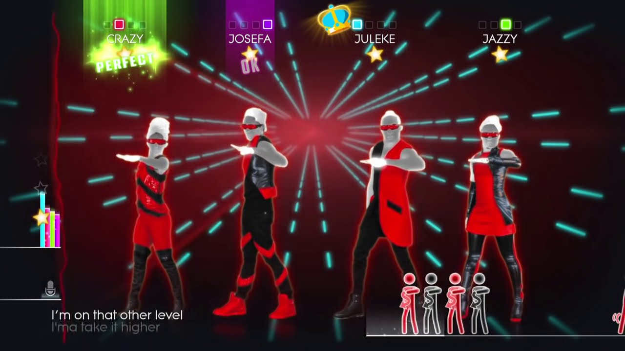 Justin Bieber And Will I Am Just Dance 2014...