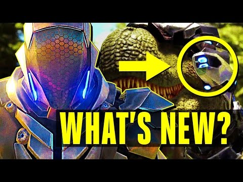 What's new with Ark? GAME BREAKING TEK TIER! ARK: SURVIVAL EVOLVED