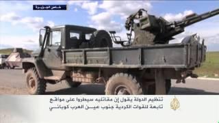 القوات الكردية تعلن سيطرتها على قريتين بريف الرقة